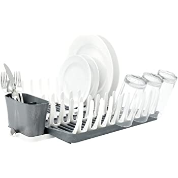 Amazon Com Sana Enterprises Foldaway Dish Rack Dish