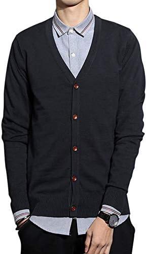 [Mirroryou(ミラーユー)]カットソー メンズ ニットカーディガン セーター