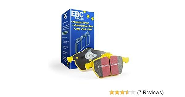 EBC Brakes DP4848R Yellowstuff Street and Track Brake Pad