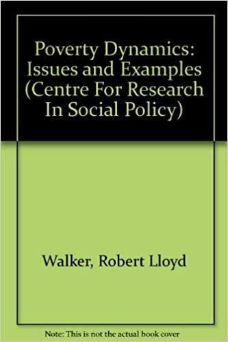 Examples Of Social Policy >> Poverty Dynamics Issues And Examples Centre For Research