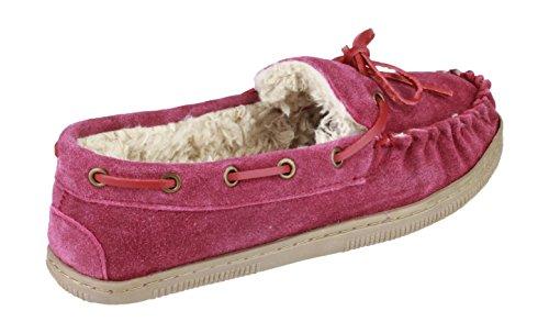 Original Suede Taw Suede Slipper Violet Size 6