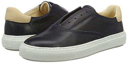 Sneaker Damen Marc Blau 70114053501102 Blue Washed O'Polo 1wTqTfr5tx