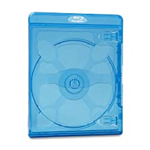 Verbatim Blu Ray Cases Bulk (30 Pack) 98603