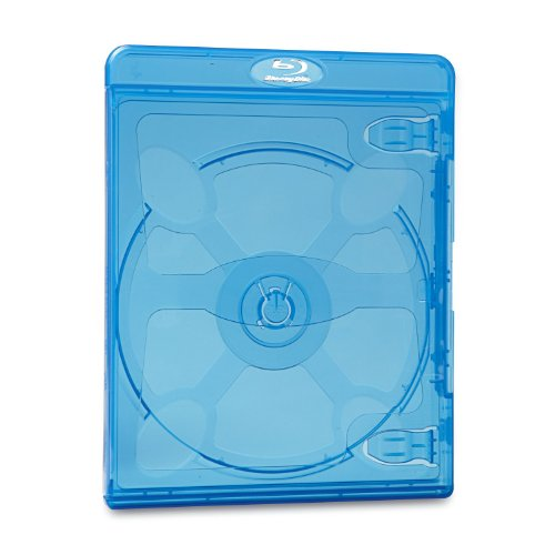 Disney Storage Media (Verbatim Blu-Ray DVD Blue Cases - 30pk)