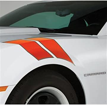 Genuine GM Accessories 22844284 Nose and Spear Stripes Decal