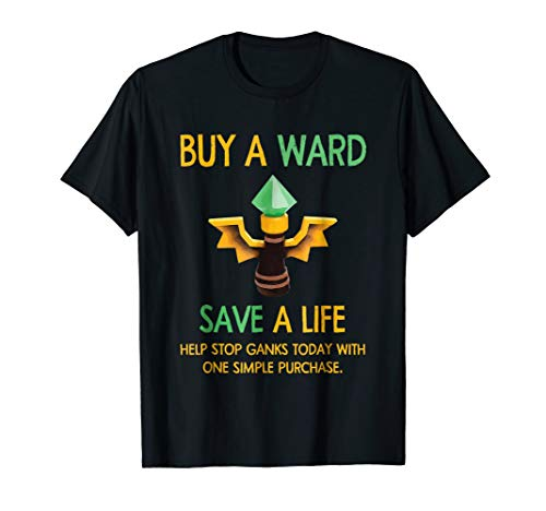 (Buy a Ward Save a life League Shirt for)