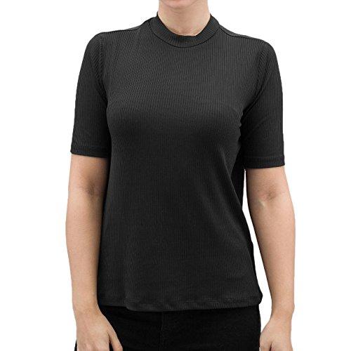 Pieces Mujeres Ropa superior / Camiseta pcMagna negro