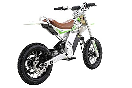 Amazon.com: Greenger Electric Bike with for Kids Panasonic ...