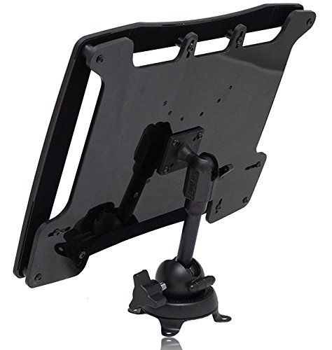 Padholdr Fit 12 Series Heavy Duty Mount Tablet Holder (PHF12.328.327-12)