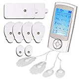 Tens Unit Electronic Muscle Stimulator Pulse Massager LEADSTAR Digital Pulse Therapy Back Pain