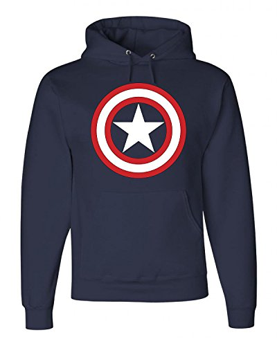 Captain America Hoodie (Small)