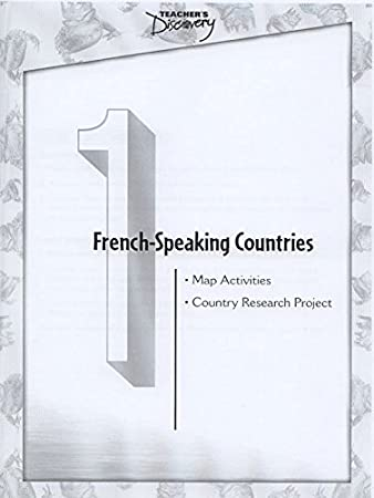 Amazon.com : 10 Basic Units for Middle School French Book ...