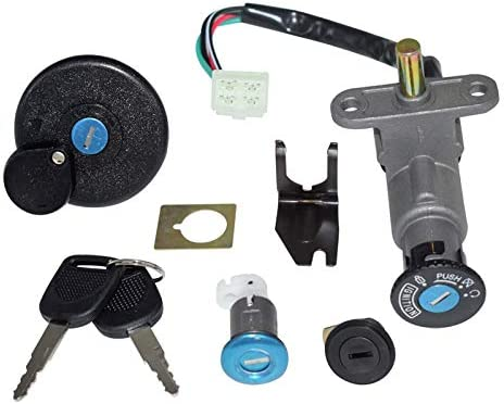 taotao vip magnum 50 wiring diagram amazon com 4 wires scooter ignition switch kit for gy6 50cc 125cc  ignition switch kit for gy6 50cc 125cc