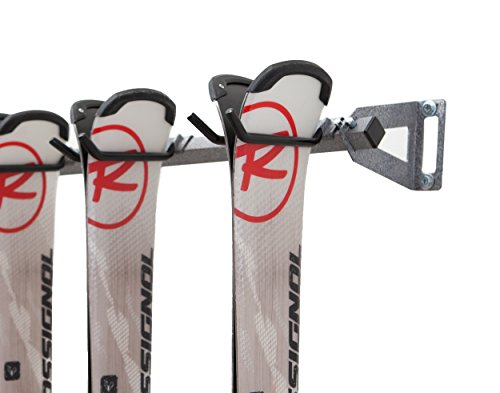 Monkey Bars Ski Storage Rack
