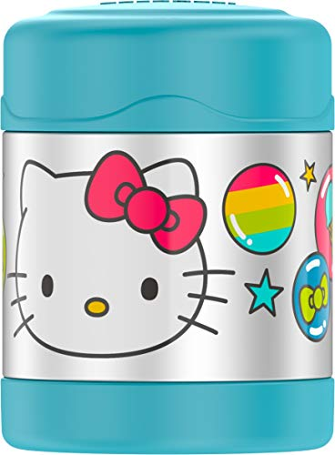 (Thermos Funtainer 10 Ounce Food Jar, Hello Kitty)