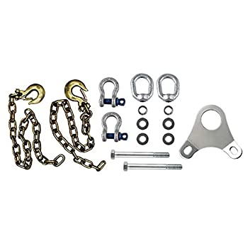 Image of Andersen Ultimate Connection Safety Chains with Plate Truck Bed & Tailgate Accessories
