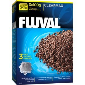 Fluval Clearmax Phosphate Remover Filters, 3.5 Ounces - ()