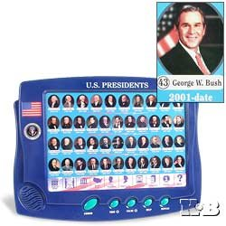 Interactive U.S. Presidents – Electronic Learning Toy