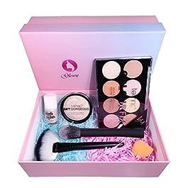 Beauty Box/Makeup Gift Set: Technic Highlighting Powder + Liquid Highlights + Colour Fix Highlighter Palette + Glowii…
