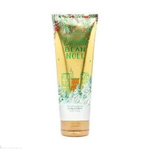 Bath and Body Works Vanilla Bean Noel Ultra Shea Body Cream 8 - Luxurious Cream Body
