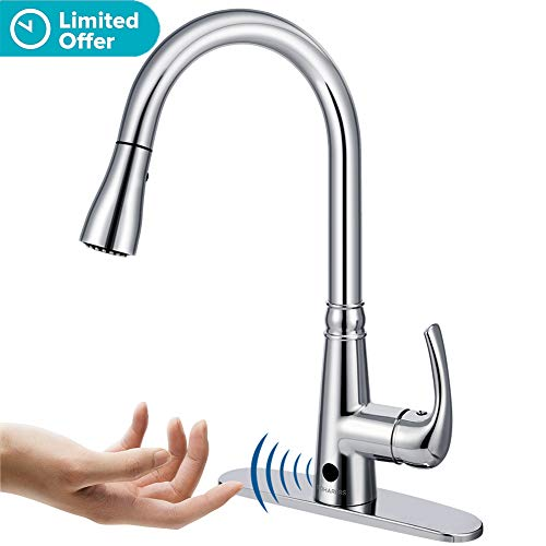 6 Best Touchless Kitchen Faucets Reviews Amp Buying Guide