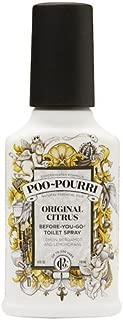 product image for Poo-Pourri Before-You-Go Toilet Spray, Original Citrus, Lemon, Bergamont & Lemongrass 4 oz by Poo-Pourri
