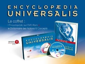 encyclopedie universalis concept