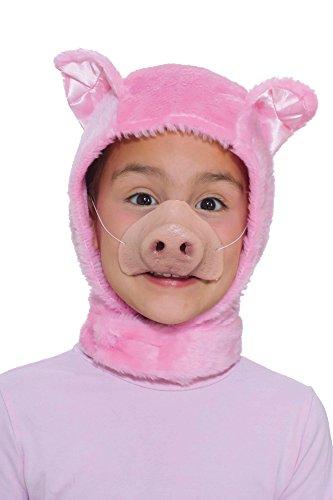 Pig C (Costumes Pig Nose)