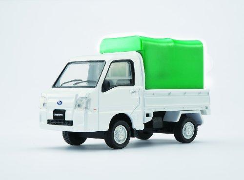 1/36 スバル サンバー 軽トラック 幌付き 「ダイヤペット トラックコレクション」 DK-5115