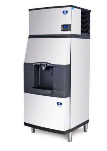 Manitowoc IY-0304A-SFA-291 310 Lb Air-Cooled Half Cube Ice Machine w/ SFA-291 Hotel - Machine Lb 310 Ice