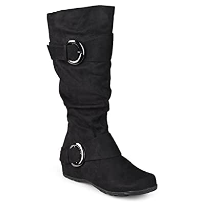 journee collection womens wide calf