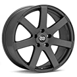 17x7.5 Enkei BR7 (Matte Grey) Wheels/Rims 5x100 (481-775-8045GR)