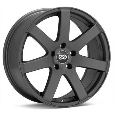 17x7.5 Enkei BR7 (Matte Grey) Wheels/Rims 4x100 (481-775-4938GR)