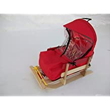 Eurosled St. Nick Baby Bunting Bag with Wind Shield
