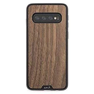 MOUS Samsung Galaxy S10 Case - Walnut Wood - Limitless 2.0