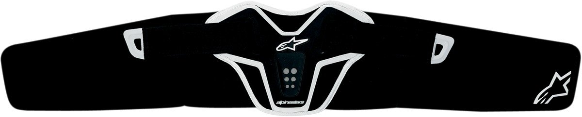 Alpinestars Saturn Kidney Belt - Black/White