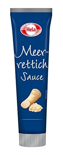 Hela Meerrettich Sauce 170 ml, 7er Pack (7 x 170 ml)