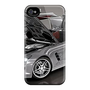For Iphone 4/4s Fashion Design Cool Sls Case-esK8238KNFV