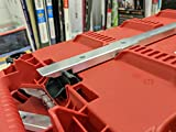 Aluminum Wall Mount for Milwaukee Packout Tool
