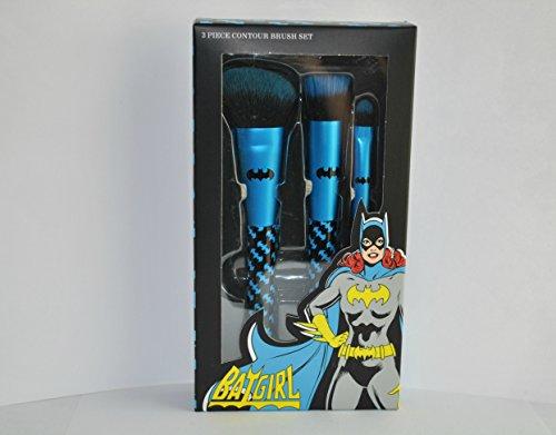 SOHO Batgirl 3-piece Contour Brush (Batgirl Makeup)