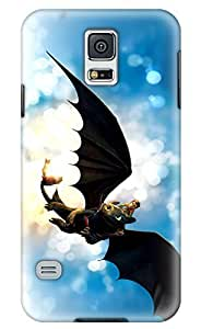 Your Own How To Train Your Dragon Film Series PC Hard new phone case for samsung galaxy s5 Kimberly Kurzendoerfer