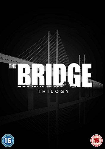 The Bridge Trilogy - 7-Disc Box Set ( Bron / Broen ) ( The Bridge - Complete Seasons One, Two & Three ) [ NON-USA FORMAT, Blu-Ray, Reg.B Import - United Kingdom ]