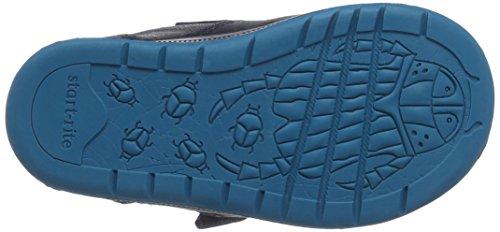 Start Rite Super Soft Spider - Zapatilla baja Niños azul (marino)