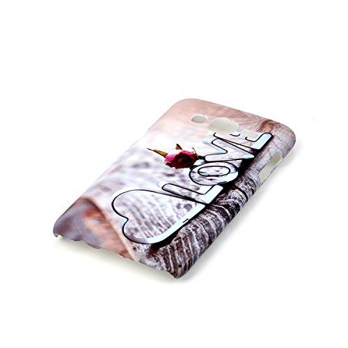 para Galaxy J5 (2015 edicion) Carcasa Sunroyal®[Anti-Scratch] Ultra Thin Fit PC Funda Cáscara Plástico Dura Concha Alta Calidad Sleeve Rígida Caso Parachoques Bumper Flexible Case Cover Shell Cubierta A-10