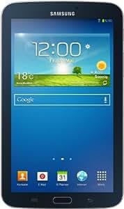 """Samsung Galaxy Tab 3 7.0 - Tablet de 7"""" (WiFi, 8 GB, 1 GB de RAM, Android Jelly Bean 4.1.2, procesador Intel) Negro (Importado de Alemania)"""