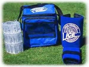 - Pro Ice Adult Pitcher's Cold Therapy Travel Kit