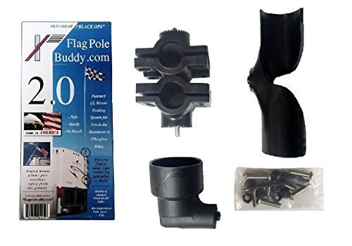 Flagpole Buddy 2 Mount 106201 Flagpole Buddy by Flagpole