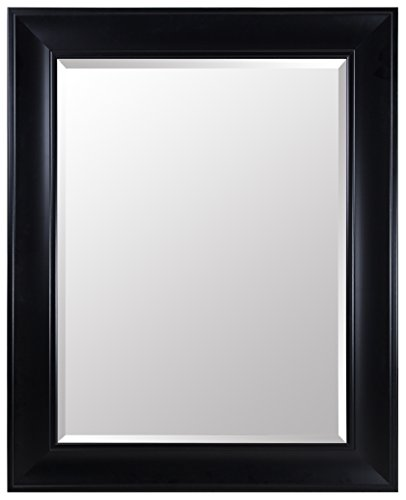 (Gallery Solutions Large 29x39 Wall Satin Frame Black 29