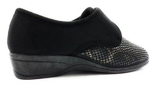 Noir Femme Pour Baskets Cutillas Doctor xOwSq8vS