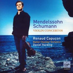 メンデルスゾーン&シューマン:ヴァイオリン協奏曲集 B0002VL84O